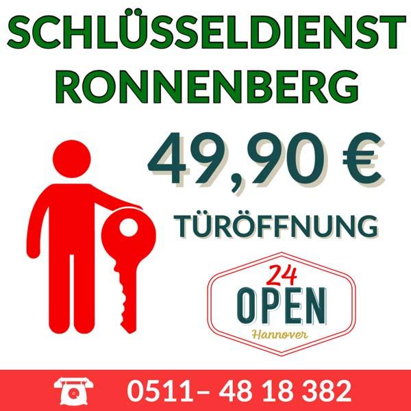 Schlüsseldienst Ronnenberg - Schlüsselnotdienst